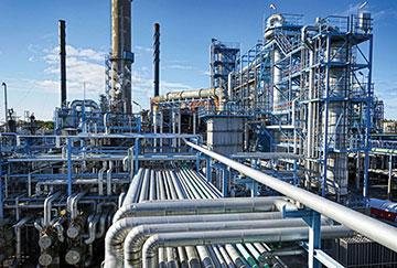 صنایع نفت و گاز